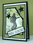 River Rock Boys Card