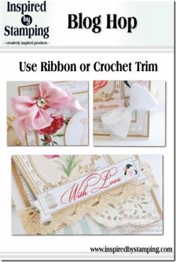 ISBIC Crochet Trim
